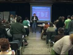 Jeremy Harmer en Chile - (1/9) - Making Large Classes Smaller - PIAP - YouTube