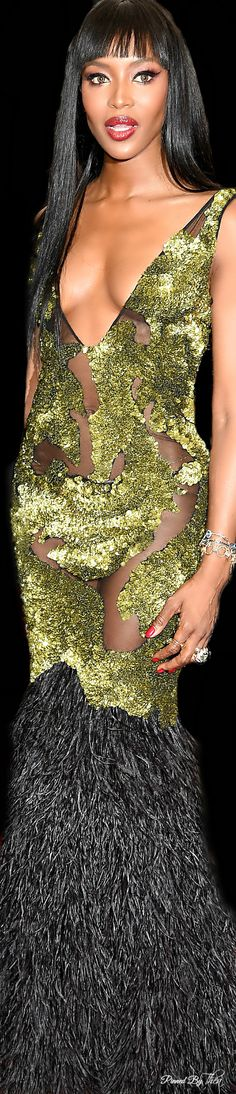 Naomi-Campbell | MET GALA | DRESS | FASHION | M E G H A N ♠ M A C K E N Z I E