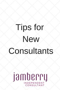 Tips for new consultants for being organised before launching their Jamberry Australia business or any other direct sales business