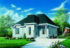 Casa plan No.141212 Casa Planes por WestHomePlanners.com