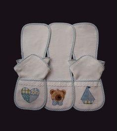 Como fazer um regurgitador para bebê