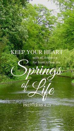 Stream Proverbs 4:23