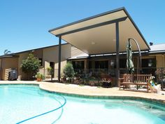 Bbq Gazebo, Deck With Pergola, Pergola Shade, Pergola Patio, Pergola Plans, Backyard Patio, Pergola Cover, Pergola Kits, Patio Roof Extension Ideas