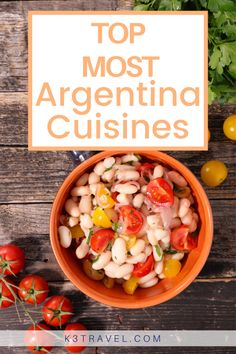 To fill you in on some of the dishes that the natives and tourists often frequent the country for, continue reading.