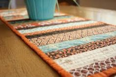 sew a table runner - Google Search