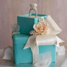 Breakfast a Tiffany's themed bridal shower???