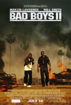 """CAST: Martin Lawrence, Will Smith, Gabrielle Union, Joe Pantoliano, Theresa Randle, Tom Hillmann, Gino Salvano; DIRECTED BY: Michael Bay; PRODUCER: Jerry Bruckheimer; Features: - 11"""" x 17"""" - Packaged"""