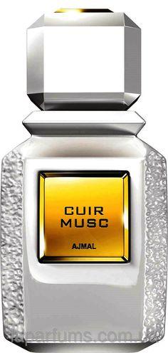 c8d6d050e Нишевый парфюм для мужчин и женщин Ajmal Cuir Musc. BeautifulFragrances Perfume ...