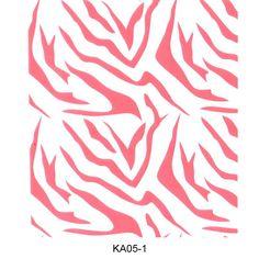 Water transfer film animal skin pattern KA05-1