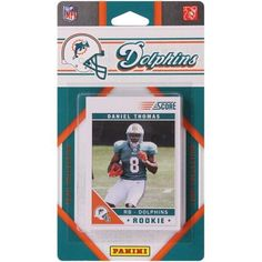 e8c89549 Panini Miami Dolphins 2011 Team Collection Trading Card Set * Want  additional info? Click on