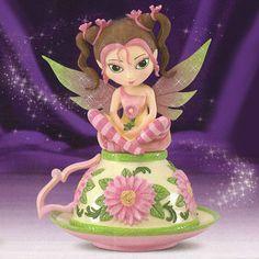 Precious Sweetea Fairy Figurine Jasmine Becket-Griffith