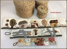Sabelapatch added a new photo. Patchwork Designs, Patchwork Bags, Quilted Bag, Colchas Country, Country Quilts, Japanese Patchwork, Japanese Bag, Applique Patterns, Sewing Patterns