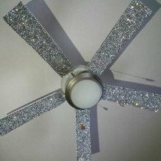blingy ceiling fan