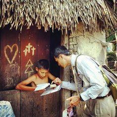 Preaching in Jutiapa Honduras. Photo shared by @rodriguezkeiichi