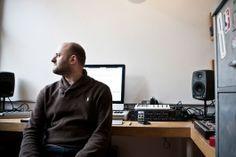 In the Studio: Andy Stott | XLR8R