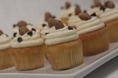 Cookie Dough - #cupcakes #eddascakes - http://eddascakes.com