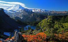mountains landscapes wallpaper background