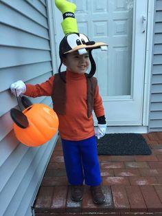 Goofy costume More