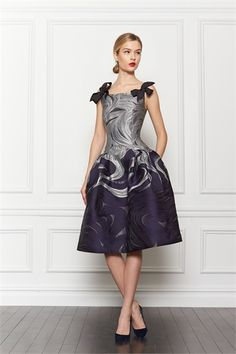 Dinner and Cocktails, Sign Me Up, I'll Wear Carolina Herrera's Pre-Fall 2013/2014.