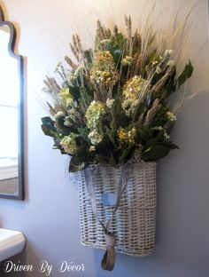pictures of dried flower arrangements | dried flower arrangement i m just going straight to it