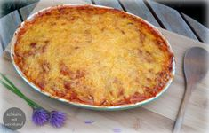 Kohlrabilasagne – die beste low carb Lasagne – schlank mit verstand