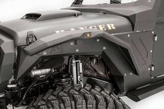 Fab Fours Front Fender Flares for 07-16 Jeep® Wrangler & Wrangler Unlimited JK | Quadratec