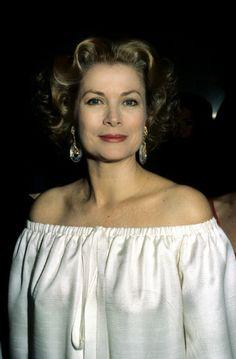 Princess Grace of Monaco at Grand Hotel Gala on June 14, 1978