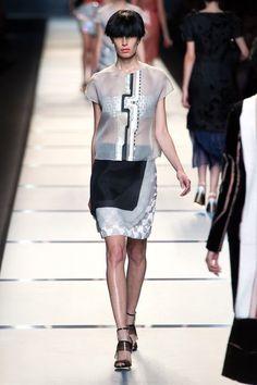 Tendencia: el vestido recto