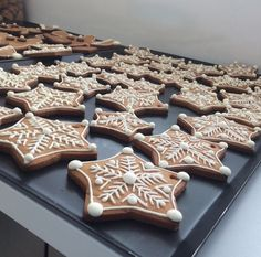 Gingerbread Cookies Puff Pasta / Istanbul