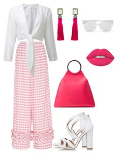 """""""Untitled #353"""" by stylistrr on Polyvore featuring Alcoolique, Michael Kors, Miss KG, Blossom Box and Gucci"""