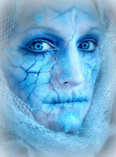 Ice FX created and applied  by Rhonda Causton(Reel Twisted FX)