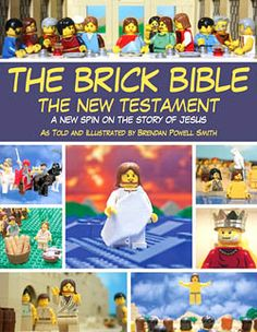The Brick Testament Shows Lego images of most of the important bible stories. Great for religion class