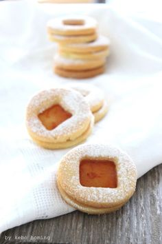 Christmas Cookie Club: 11. Türchen - Spitzbuben von Kebo Homing