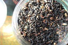 Vanilla Spiced Chai Black #BlackTea