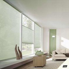 Laat u inspireren door Luxaflex® raamdecoratie. Duette® Shades ...