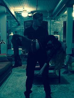 Clace Shadowhunters TV Show Scene.