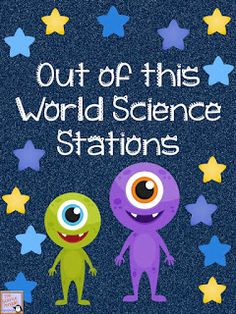 The Science Penguin: Out of This World Science Stations