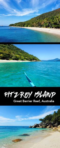 A guide to Fitzroy Island on the Great Barrier Reef, Australia