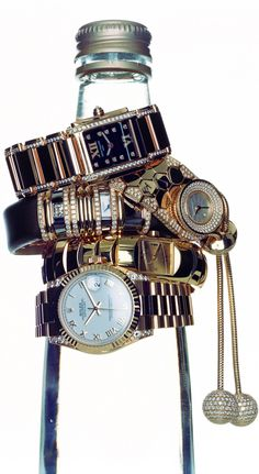 I like men's watches best!