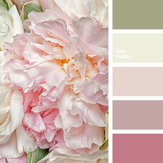 beige-pink color, color of peach, color solution for wedding, colors for wedding, delicate shades of pink, green and peach colors, green and pink colors, pale pink color, pastel green color, pastel pink color, pastel shades of pink, peach and green colors, peach colors, pink and green colors.