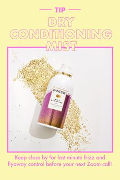 Dry Conditioner, Dry Shampoo, Curling, Cute Hairstyles For Medium Hair, Long Hairstyles, Hairdos, Baddie Hairstyles, Frizzy Hair, Curly Hair