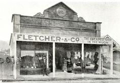Fletcher & Co (The Red Velvet Lounge) in 1920 Cygnet Just 45 mins scenic drive from Hobart The Red Velvet Lounge in historic and beautiful Cygnet township is a favourite for breakfast, lunch and dinner.
