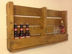 Large Reclaimed Wooden Shelf  Handmade from por RusticWorkshopUK, £40.00