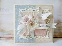 Gallery of handicrafts: Wedding in pastels