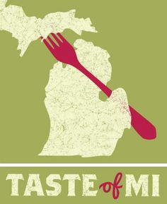 What happens when 20 professional food bloggers, from all over the country,convenein Grand Rapids to experience Michigan's BEST food, drinks and sites? We will know TOMORROW when the Taste of Michigan kicks off itsinauguralevent right here in our COOL city.