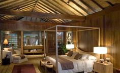 Casa quarto moderno