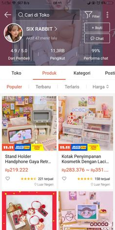Best Online Clothing Stores, Online Shopping Sites, Online Shopping Clothes, Aesthetic Shop, Aesthetic Rooms, My New Room, My Room, Online Shop Baju, Diy Room Decor For Teens
