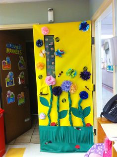 Summer door !!