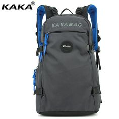 ca5128984af Cheap bags for travel, Buy Quality bag men directly from China bag men  travel Suppliers  KAKA New Men s Backpacks Multi-function School Bags For  Teenagers ...