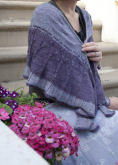 Curious Collective Shawl from Curious Handmade
